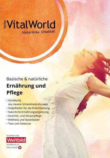 2017 Jahres-Katalog SwissVitalWorld