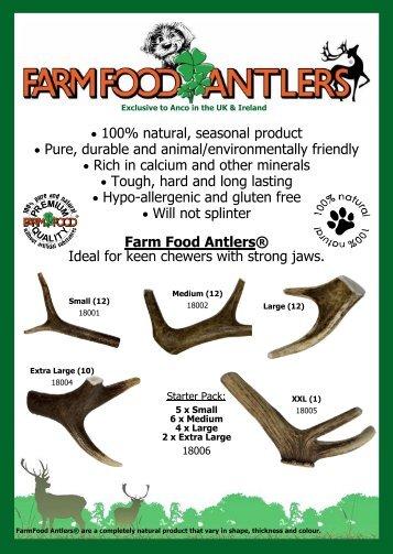 14,15 Antlers