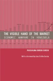 THE VISIBLE HAND OF THE MARKET