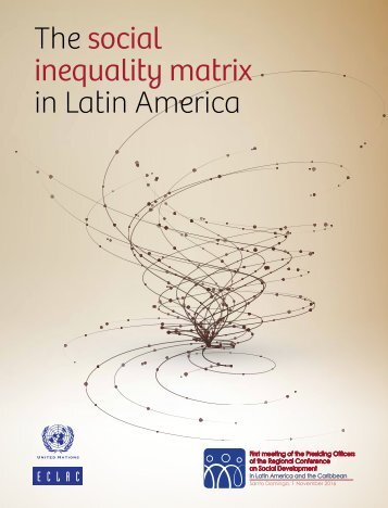 The social inequality matrix in Latin America