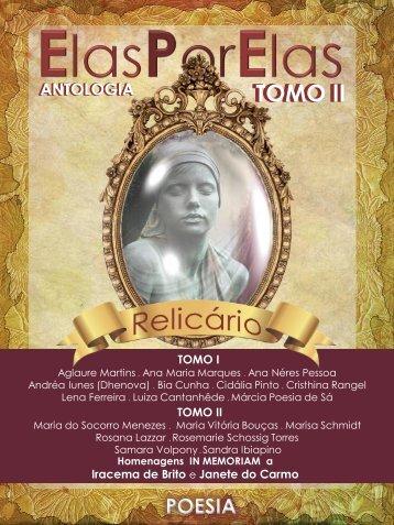 ANTOLOGIA  TOMO II (Elas Por Elas)