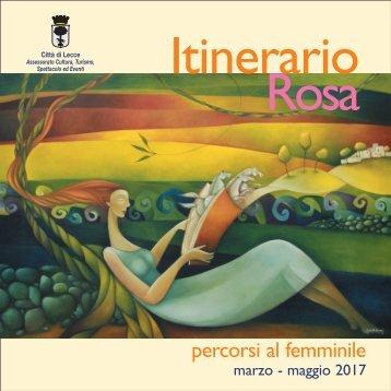 Itinerario Rosa