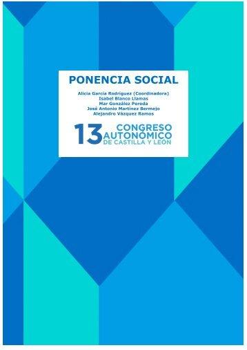 PONENCIA SOCIAL