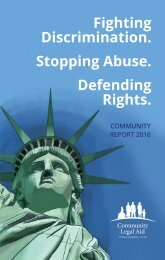 Fighting Discrimination Stopping Abuse Defending Rights