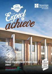 Your Applicant Visit Day 2017