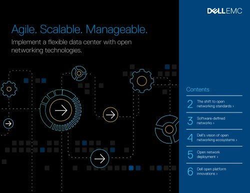 Agile Scalable Manageable