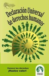 Declaración humanos