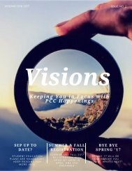 Visions Newsletter No. 2