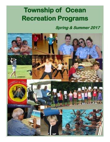 Township of Ocean Recreation Programs
