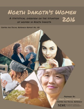 North Dakota's Women 2016