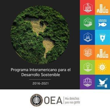 Programa Interamericano para el Desarrollo Sostenible