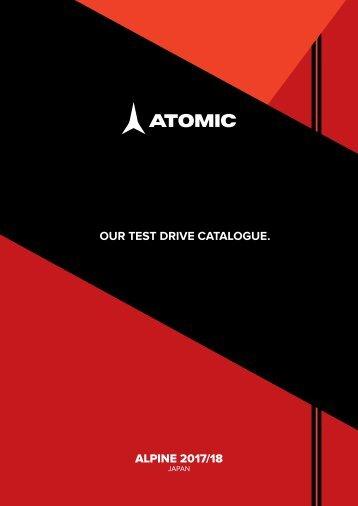 OUR TEST DRIVE CATALOGUE ALPINE 2017/18