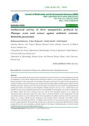 Antibacterial activity of silver nanoparticles produced by Plantago ovata seed extract against antibiotic resistant Klebsiella pneumoniae
