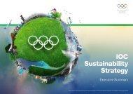 IOC Sustainability Strategy