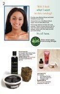 Heaven's Dew Facial Catalog - Page 2