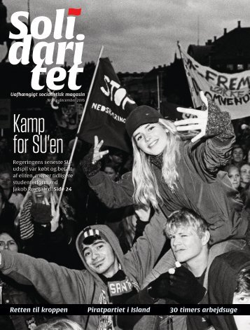 Solidaritet #10, december 2016