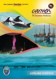 catalogo municipio CARMEN 2016