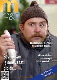 marketing europe & anatolia Sayı: 026
