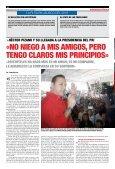 «TENGO CLAROs MIS PRINCIPIOS» - Page 6