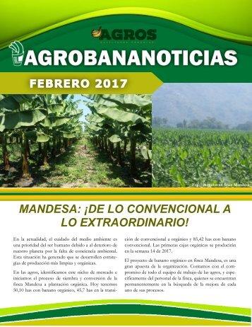Agrobananoticias te informa - Edición 02 - 2017