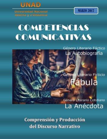 Momento 1 Taller 1 Compresion y produccion del discurso Narrativo -REVISTA