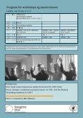 Tak til Statens Kunstfond for støtte til at gennemføre stævnet - Page 6
