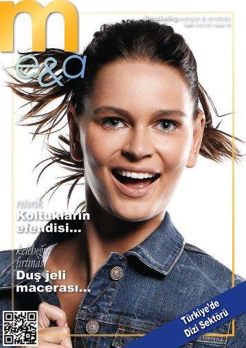 marketing europe & anatolia Sayı: 033