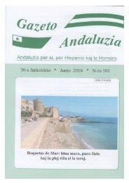 GAZETO ANDALUZIA 101