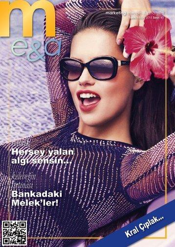 marketing europe & anatolia Sayı: 040