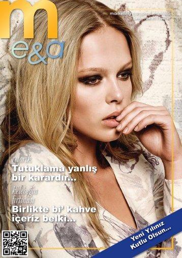 marketing europe & anatolia Sayı: 047