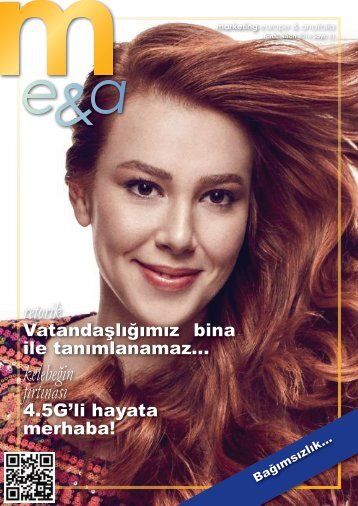 marketing europe & anatolia Sayı: 051