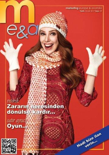 marketing europe & anatolia Sayı: 059