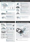 Sony HMZ-T2 - HMZ-T2 Guida di configurazione rapid Svedese - Page 2