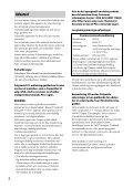 Sony HMZ-T2 - HMZ-T2 Guida di riferimento Danese - Page 2