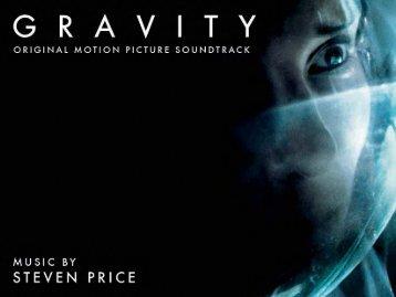 Digital Booklet - Gravity (Original