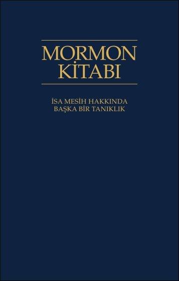 Mormon Kitabı