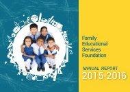 FESF Annual Report 2015-2016