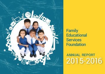 FESF Annual Report 2015-2016