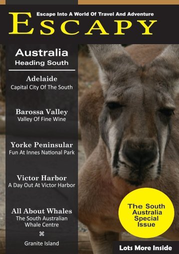 Escapy - 2017 - The South Australia Special - Digital Issue