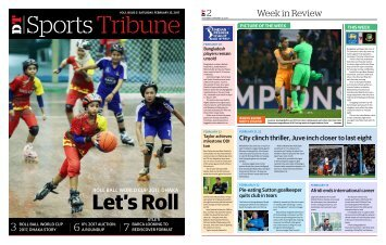 Sports Suplement 5th issue