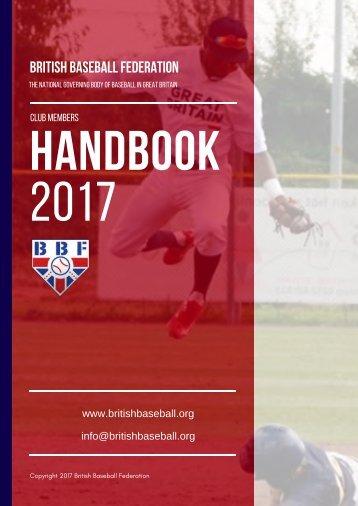 HANDBOOK 2017