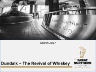 Dundalk – The Revival of Whiskey