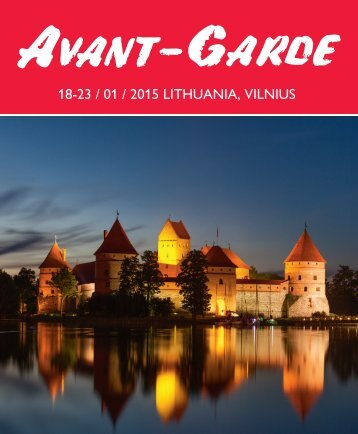 Oleg & Alla - Avant-Garde Magazine