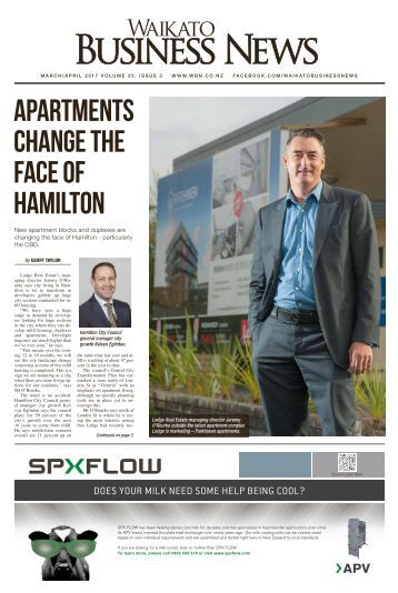 Waikato Business News March/April 2017