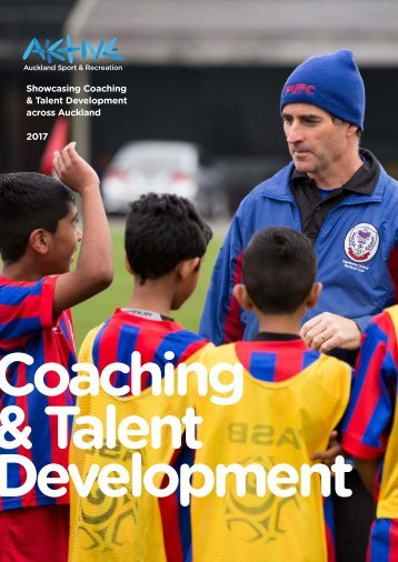 Aktive Coaching & Talent Development 2017