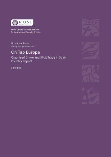 On Tap Europe