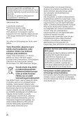 Sony CDX-G3200UV - CDX-G3200UV Istruzioni per l'uso Estone - Page 2