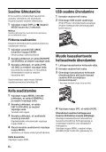 Sony CDX-G3200UV - CDX-G3200UV Istruzioni per l'uso Estone - Page 6
