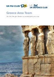 Greece Area Team - UK P&I