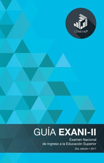 GUÍA EXANI-II